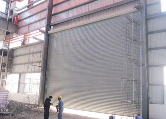工业卷帘门设计