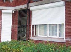 卷帘防护窗dmyt-001