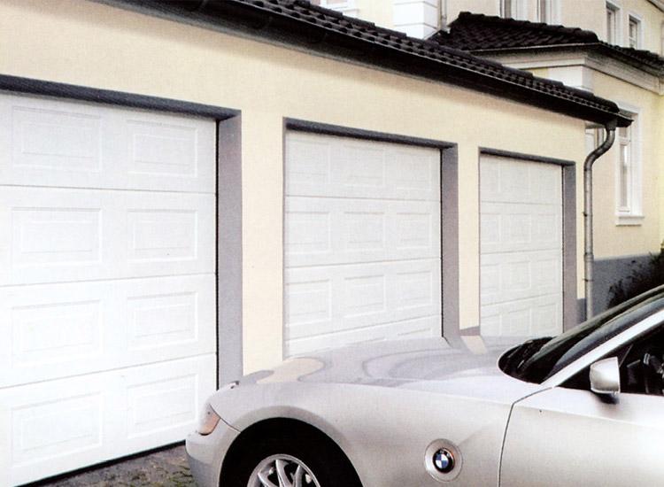 高端车库门安装案例